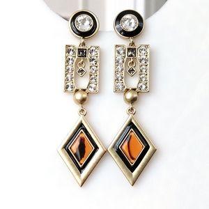 Sophisticated Jewelmint drop earrings
